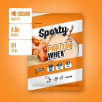 Sporty Protein Whey Карамель 25г